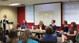 Slow scholarship panel